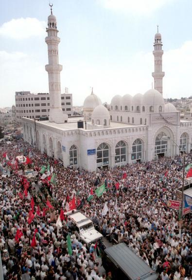 After assassination, Outpouring of anger and support for Palestinian struggle