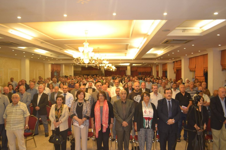 "Amman event: ""Abu Ali spent his entire life for the sake of Palestine"""