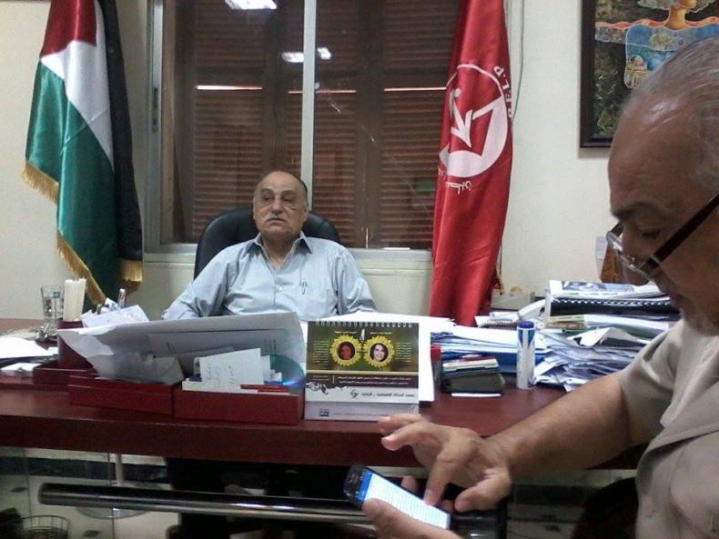 Abu Ahmad Fuad, PFLP in Damascus discuss Abu Ali Mustafa's legacy